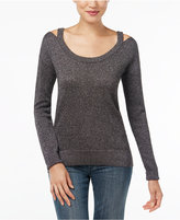 MICHAEL Michael Kors Cold-Shoulder Sweater, A Macy's Exclusive Style