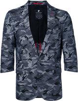 Loveless camouflage blazer