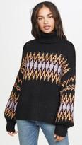 A.L.C. Tracey Alpaca Sweater