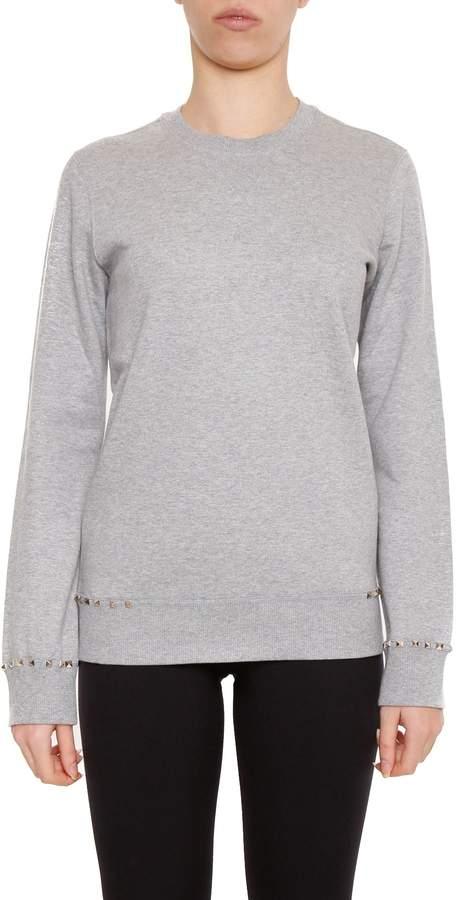 Valentino Jersey Sweatshirt