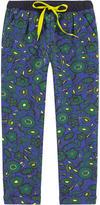 Kenzo Fleece trousers