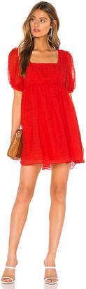 L'Academie The Rene Mini Dress