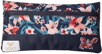 Roxy Kids The Little Mermaid Pen Pals Pencil Case (Dress Blues Sebastian Floral) Bags