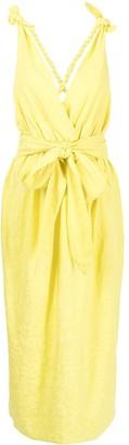 Mara Hoffman Calypso midi dress