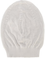 Rick Owens knitted beanie - women - Cotton - One Size