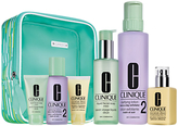 Clinique Great Skin Home & Away Skincare Gift Set, Dry / Combination Skin