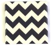 RobotCandy Black Chevron Coaster