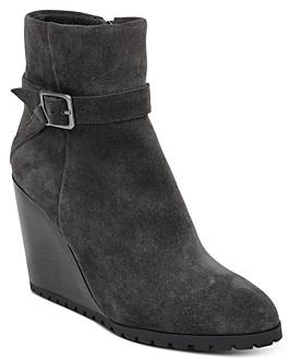Splendid Women's Pascal Wedge Heel Booties
