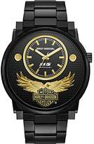 Harley-Davidson Men's 115th Anniversary Limited Edition Watch 78A119