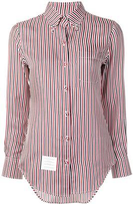 Thom Browne RWB Silk Lining Shirt