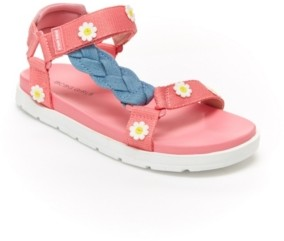 BCBGMAXAZRIA Big Girls Brooklynn Fashion Sandal