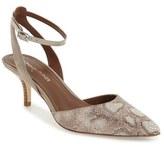 Donald J Pliner Women's 'Franca' Ankle Strap Pump