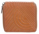 Reed Krakoff Leather Compact Wallet