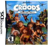 Nintendo The Croods: Prehistoric Party! for DS