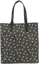 Givenchy patterned tote bag - women - Leather - One Size