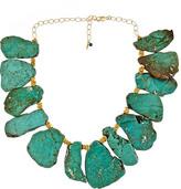 MINU Jewels Turquoise Slice Necklace