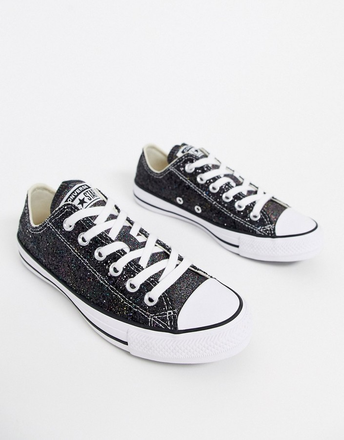 Glitter Converse Shoes   Shop the world