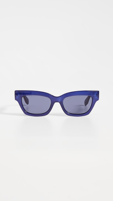Le Specs x Solid & Striped Wategos Sunglases