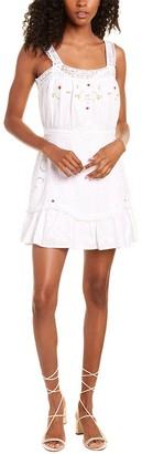 LoveShackFancy Harmony Mini Dress