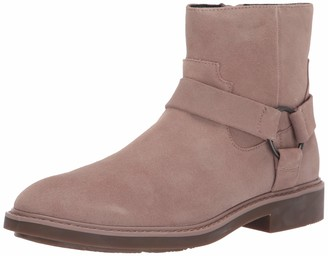 Calvin Klein Men's Vergil Calf Suede Ankle Boot