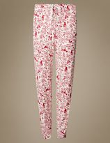 Marks and Spencer Woodland Print Pyjama Bottoms