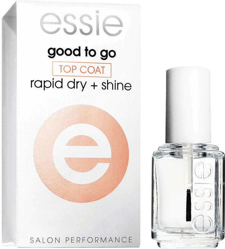 Essie good to go top coat 0.46 fl oz