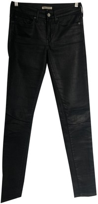 Levi's Made & Crafted Black Cotton Jeans for Women