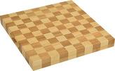 Picnic at Ascot Checkered Chop Board