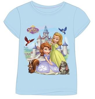 Disney Princess Sofia The First T Shirt 3-4YRS - New