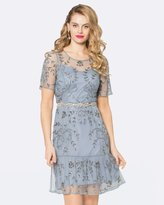 Alannah Hill Glamourous Girl Dress