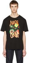 Stella McCartney Black 'Nice One' T-Shirt