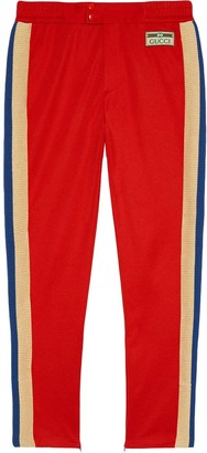 Gucci Side-Stripe Track Pants