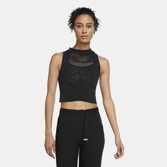 Nike Women's Seamless Training Tank City Ready