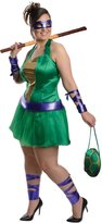 Rubie's Costume Co Costume Nickelodeon-Size Ninja Turtles Donatello Dress