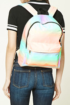 Forever 21 FOREVER 21+ Watercolor Backpack