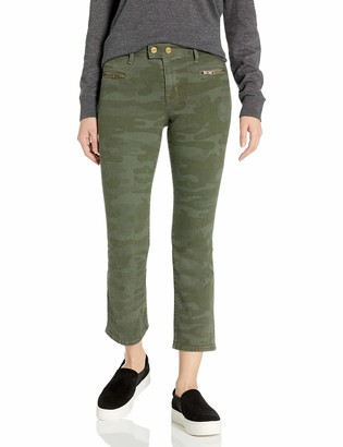Sanctuary Women's Connector Kick Cropped Jean