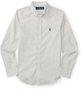 Ralph Lauren Custom-fit Cotton Dress Shirt
