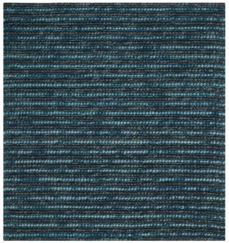 Safavieh Bohemian Collection BOH525 Rug, Dark Blue/Multi, 10' Square