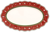 Villeroy & Boch Toy's Delight Oval Porcelain Serving Platter