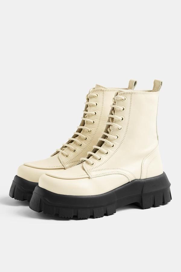 Topshop White Boots For Women | Shop