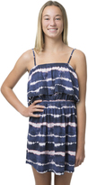 Billabong Kids Girls Drift Lines Dress Pink