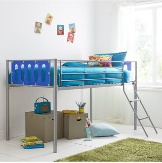 Cyber Mid-Sleeper Bed Frame with Mattress Options (Buy and SAVE!)