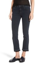 DL1961 Women's Mara Ankle Snap Straight Leg Jeans