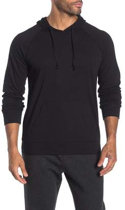 Public Opinion Long Sleeve Solid Hoodie
