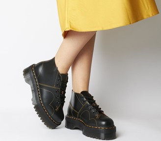 Dr. Martens Church Quad Boots Black