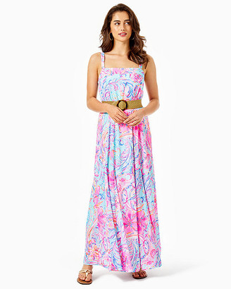 Lilly Pulitzer Lizette Maxi Dress