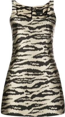 Cynthia Rowley Lilia mini dress