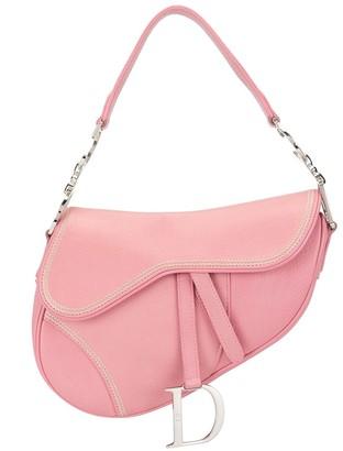 Christian Dior Limited Edition Saddle handbag