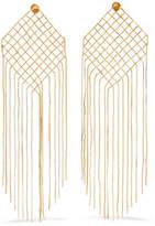 Rosantica Aquilone Gold-plated Earrings