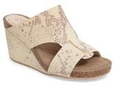 Sudini Women's Berta Wedge Sandal